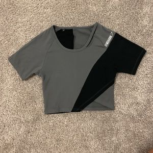 Gymshark crop top